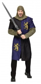 Renaissance Knight Adult Costume One Size_thumb.jpg