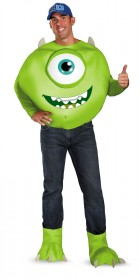 Monsters University Mike Deluxe Adult Costume XL_thumb.jpg
