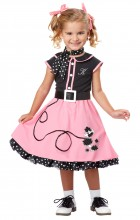 50's Poodle Cutie Toddler / Child Girl's Costume _thumb.jpg