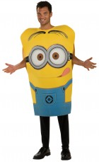 Despicable Me 2 Dave Minion Adult Foam Costume_thumb.jpg
