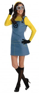 Despicable Me 2 Lady Minion Adult Women's Costume_thumb.jpg