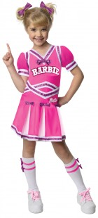 Barbie Cheerleader Toddler / Child Girl's Costume_thumb.jpg
