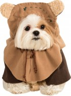 Star Wars Ewok Pet Dog Costume & Pet Costumes | Costumes.com.au
