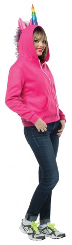 Pink Unicorn Hoodie Adult Women's Costume_thumb.jpg