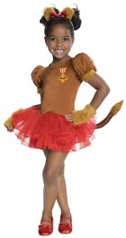 The Wizard of Oz Cowardly Lion Tutu Child Girl's Costume_thumb.jpg