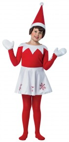 Elf on the Shelf Dress Child Costume One-Size_thumb.jpg
