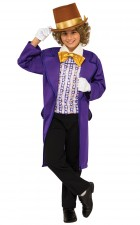 Willy Wonka & the Chocolate Factory: Willy Wonka Classic Child Costume_thumb.jpg