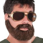Short Brown Beard and Mustache Adult Costume Accessory_thumb.jpg