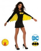 Batgirl Dress With Wings Adult Costume Large_thumb.jpg