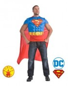 Superman Muscle Chest Shirt Adult Costume_thumb.jpg