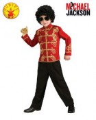 Michael Jackson Red Military Jacket Child Costume_thumb.jpg