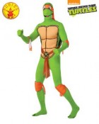 Teenage Mutant Ninja Turtles Michelangelo Second Skin Suit Adult Costume_thumb.jpg