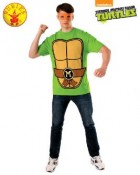 Teenage Mutant Ninja Turtles Michelangelo Men's T-Shirt Adult Costume_thumb.jpg