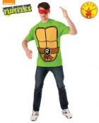 Teenage Mutant Ninja Turtles Raphael Men's T-Shirt Adult Costume_thumb.jpg