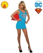Supergirl Rhinestone Tank Dress Adult Costume_thumb.jpg