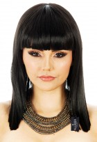 Cleopatra Egyptian Queen Black Heat Resistant Adult Wig_thumb.jpg