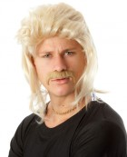 80's Blonde Mullet Wig & Moustache Adult Set_thumb.jpg