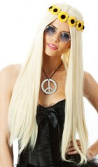 Happy Hippy 60's Long Blonde High Quality Heat Resistant Adult Wig With Headband_thumb.jpg
