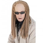 Adult Matrix 2 The Twins Wig Men's Costume Accessory_thumb.jpg