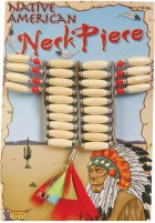Native American Indian Chief Necklace Adult Costume Accessory_thumb.jpg