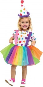 Big Top Fun Circus Clown Child Girl's Costume_thumb.jpg