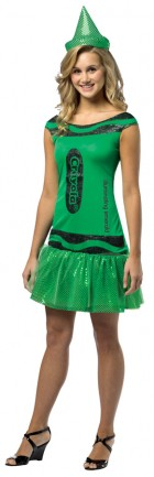 Crayola Illuminating Emerald Adult Women's Costume_thumb.jpg