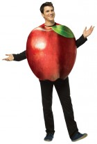 Get Real Apple Adult Costume One Size_thumb.jpg