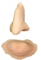 Witch Nose and Chin Foam Latex Costume Accessory_thumb.jpg
