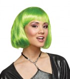 Short Straight Hair Bob Wig Cosplay Party Accessory Green_thumb.jpg