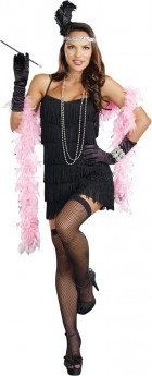 Flapper Basic Dress Adult Women's Costume_thumb.jpg