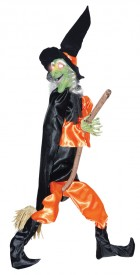 Leg Kicking Witch With Broom Halloween Prop_thumb.jpg