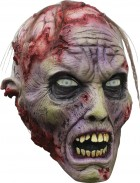Scary Gory Zombie Brains Adult Costume Latex Mask_thumb.jpg