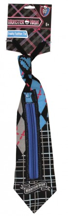 Monster High Freaky Fashion Child Tie Zipper_thumb.jpg