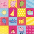 Peppa Pig 2 Ply Luncheon Napkins Pack of 16_thumb.jpg