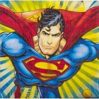 Superman 2 Ply Luncheon Napkins Pack of 16_thumb.jpg