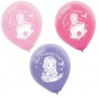 Sofia the First Pink Purple Latex Balloons Pack of 6_thumb.jpg