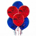 Super Mario Bros. Blue Red Latex Balloons Pack of 6_thumb.jpg