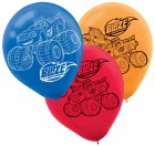 Blaze and the Monster Machines 30cm Assorted Latex Balloons Pack of 6_thumb.jpg