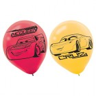 Cars 3 Red Yellow Latex Balloons Pack of 6_thumb.jpg