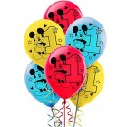 Mickey Mouse Fun to Be One 1st Birthday Latex Balloons Pack of 15_thumb.jpg
