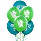Tinker Bell Disney Fairies Best Friends Latex Balloons Pack of 6_thumb.jpg