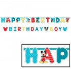 Mickey Mouse Fun to Be One 1st Birthday Letter Banners Pack of 2_thumb.jpg