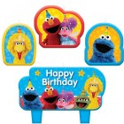 Sesame Street Happy Birthday Mini Moulded Candle Pack of 4_thumb.jpg
