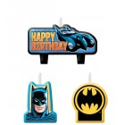 Batman Happy Birthday Mini Moulded Candle Pack of 4_thumb.jpg