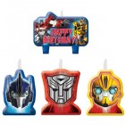 Transformers Happy Birthday Candle Pack of 4_thumb.jpg