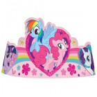 My Little Pony Cardboard Glitter Tiaras Pack of 8_thumb.jpg