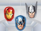 The Avengers Honeycomb Hanging Decorations Pack of 3_thumb.jpg
