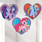 My Little Pony Honeycomb Hanging Decorations Pack of 3_thumb.jpg