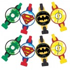 Justice League Cardboard Blowouts Pack of 8_thumb.jpg