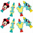 Mickey Mouse Fun to Be One 1st Birthday Cardboard Blowouts Pack of 8_thumb.jpg